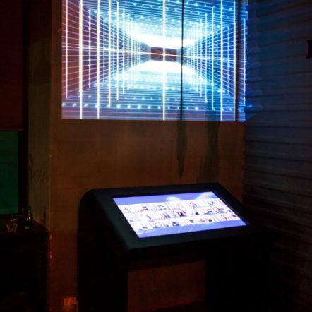 Репортажная фотосъемка и интерактивный сенсорный стол