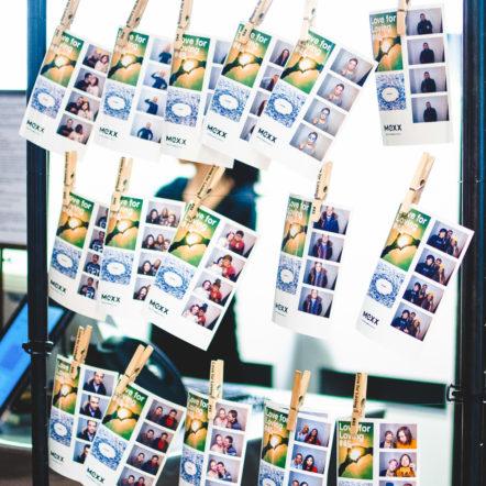 Фотобудка с удалённой печатью фотографий