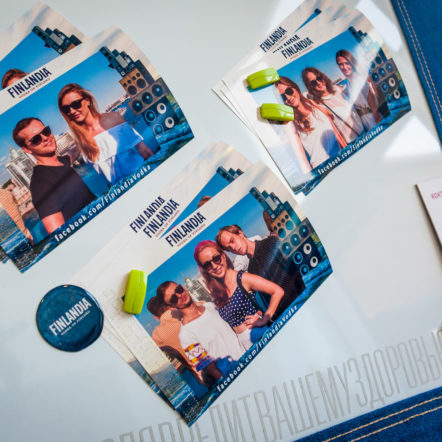 Выездная фотостудия с печатью фото на вечеринках