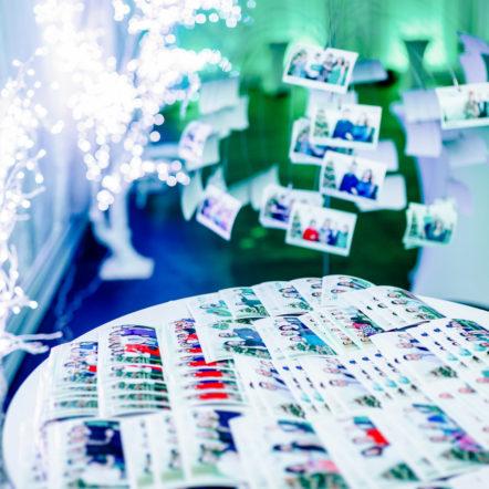 Фотосъёмка и печать фото на корпоративе