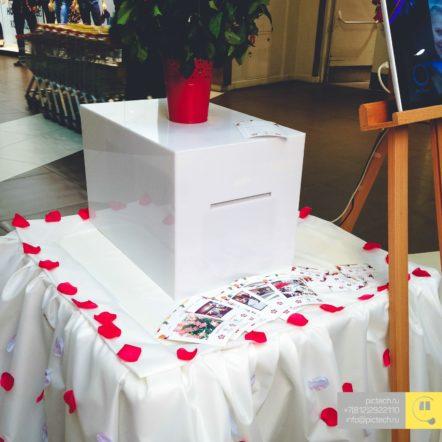 Печать фото из Инстаграм на мероприятии в ТРК